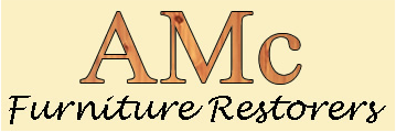 AMC Furniture Restorers, Logo
