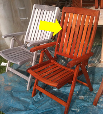 Revived Teak Chairs