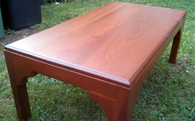 Guayacan Coffee Table